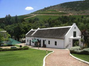 wonen in Zuid-Afrika
